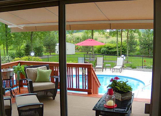 Accent Leisure Awnings Sunesta Sunsetter Rochester Ny
